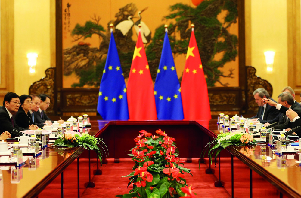 China-EU Technology Relations In The New Era